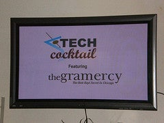 TECH cocktail 2 at the gramercy
