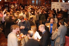 TECH cocktail Chicago Crowd