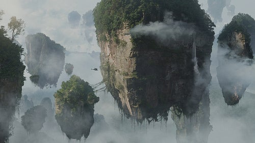 PANDORA MOUNTAINS