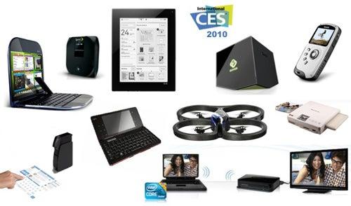 2010 CES Top Gadgets
