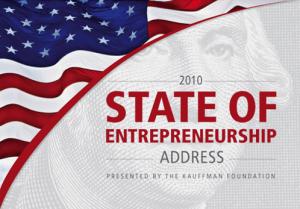 The State of Entrepreneurship