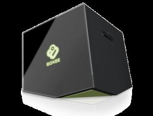 D-link Boxee Box