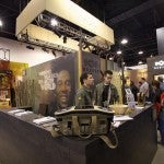 House of Marley booth at CES 2011