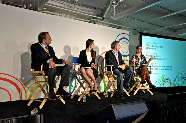 Google For Nonprofit Panel - photo by Geoff Livingston