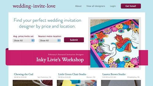 Wedding Invite Love