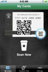 Starbucks Scan