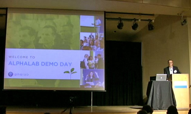AlphaLab Demo Day 2011