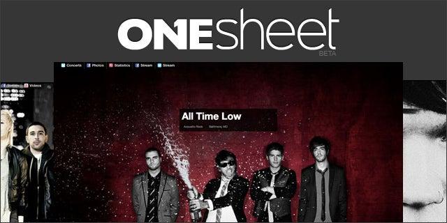 OneSheet