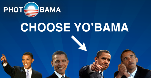 Phot-o-bama #swegov #dctech @sw_dc CHOOSE YO'BAMA! on Twitpic
