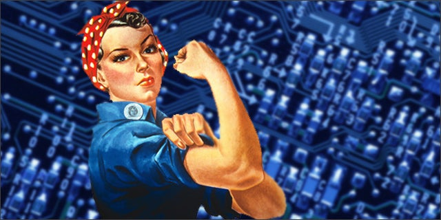 Women and Tech cover image