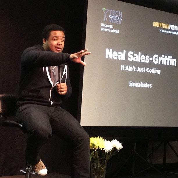 Neal Sales-Griffin