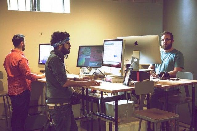 Iron Yard - coworking