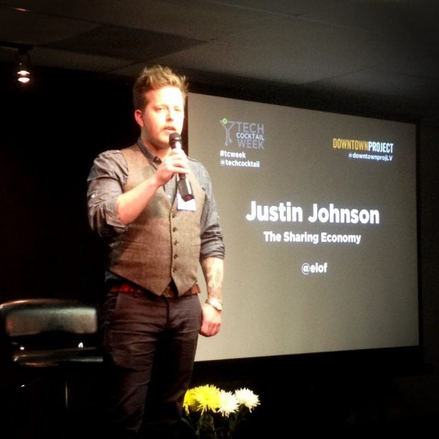 Lightning talks February - Johnson