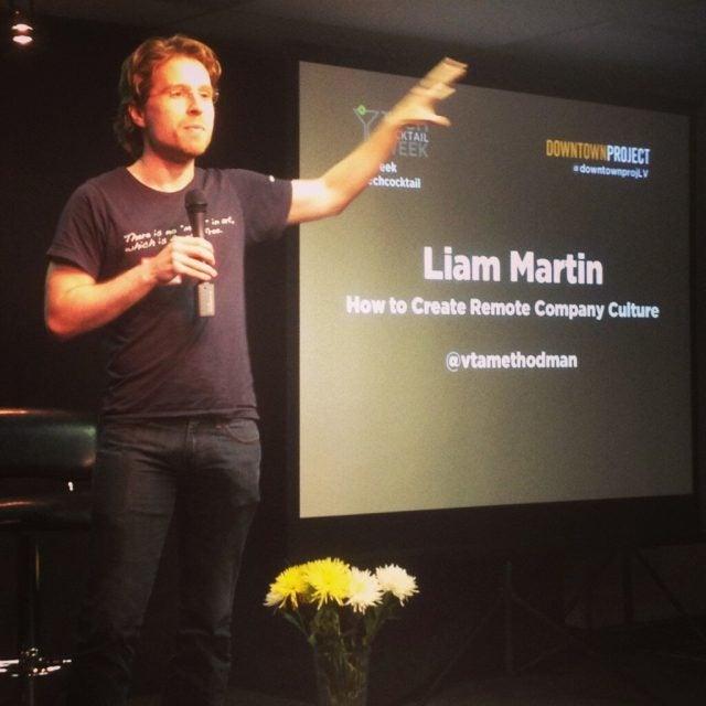 Lightning talks February - Martin