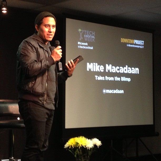 Mike Macaadan