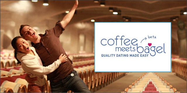 Bagel coffee dating