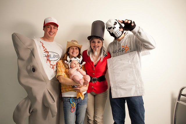 Hubspot Halloween