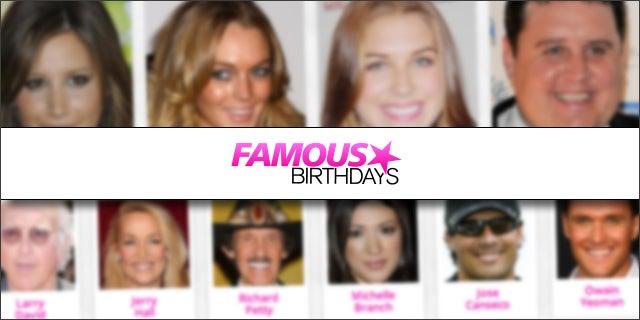 Famous birthdays - September 16 🥳🎂 - YouTube