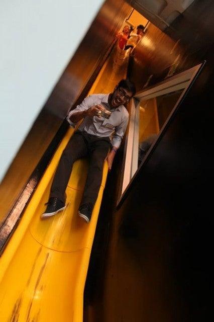 American Underground - slide