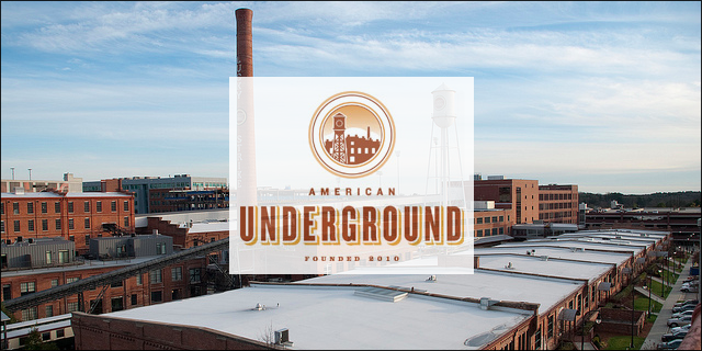 Take A Tour Of American Underground Main A New Startup