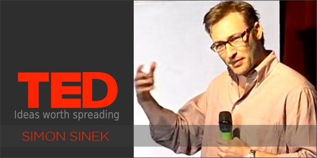 Simon Sinek: Your Marketing Is Backwards