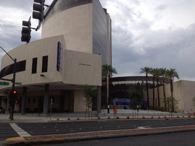 Zappos HQ From The Front