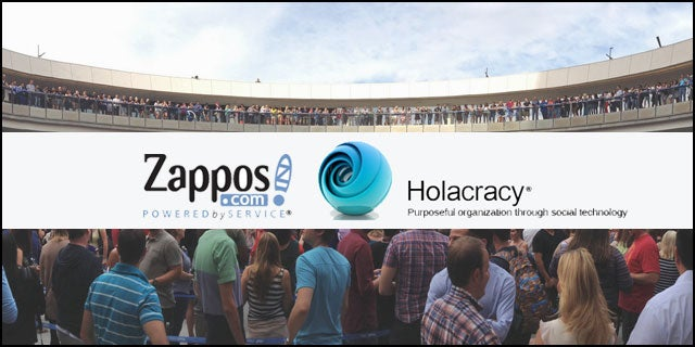 Holacracy Or Bust Zappos Takes On New Management Style
