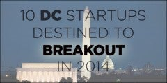 hot dc startups 2014