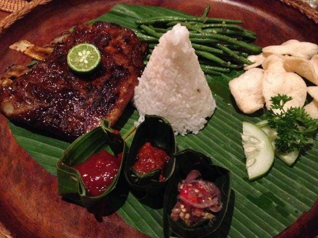 Ubud food