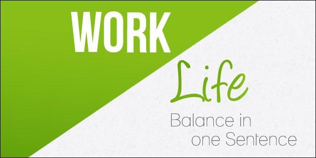 12 people define work