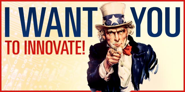 Innovation Is In Demand And Uncle Sam Needs You