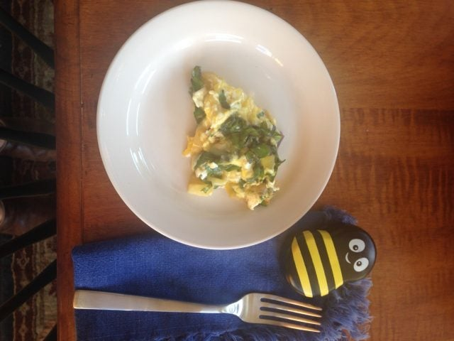 Breakfast - Amy Baxter