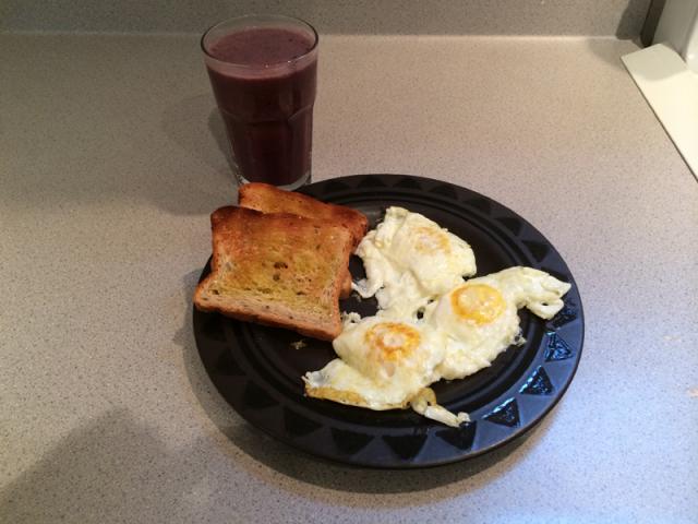 Breakfast - Jeff Kear
