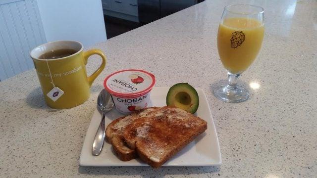 Breakfast - Meg Gerrittson