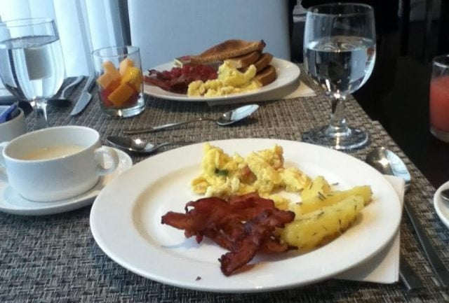 Breakfast - Michael Lazar