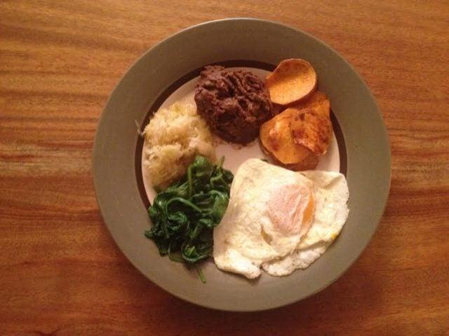 Breakfast - Trevor Lohrbeer