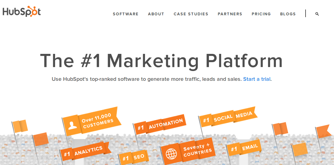 hubspot partner case studies A growing collection of 300+ case studies by industry, company size, and location learn how businesses can use software to effectively solve marketing, sales and service problems.