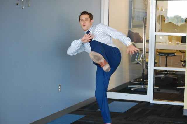 Karate Kick 2