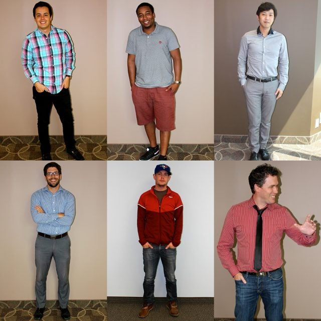 31543e0087 41 Startup Guys Show Us What They ACTUALLY Wear to Work