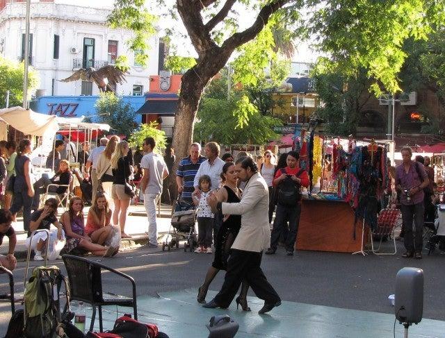 Tango, Palermo Soho