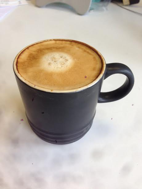 Lifestyle - caffeine John Peebles