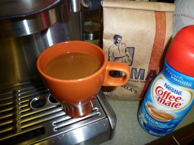 Lifestyle - caffeine Tania Ryseck