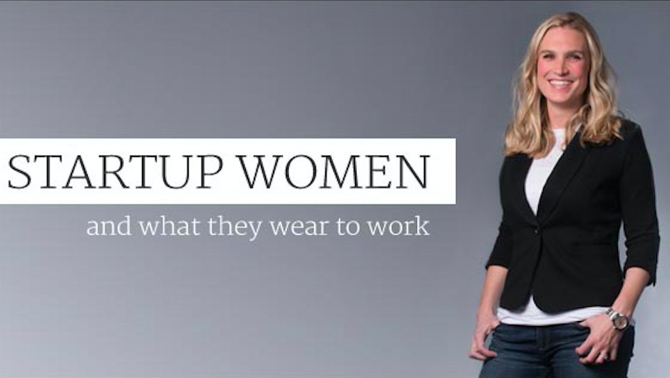 2eabfeca74a 70 Startup Women Show Us What They Wear to Work