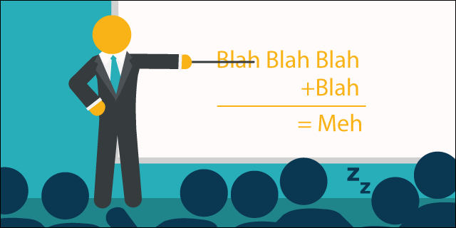 How To Not Give Boring Presentations