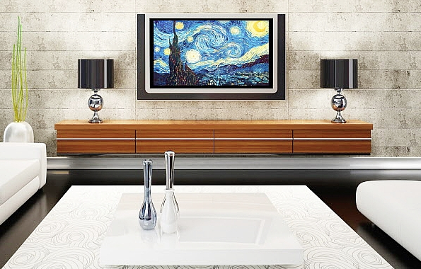 Your TV is Moonlighting as a Digital Picture Frame With Artkick