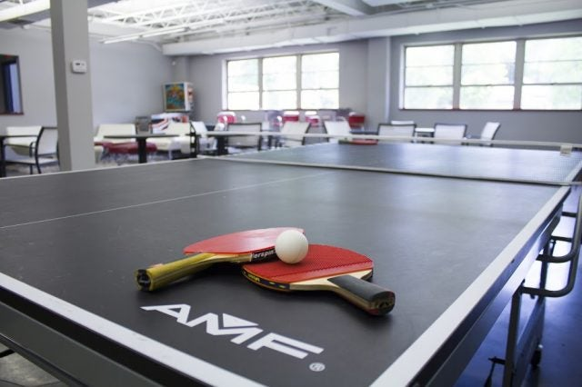 Red Nova Labs - ping pong