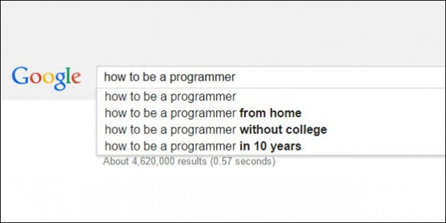 Googling How to Program Got this Guy a Job at Google