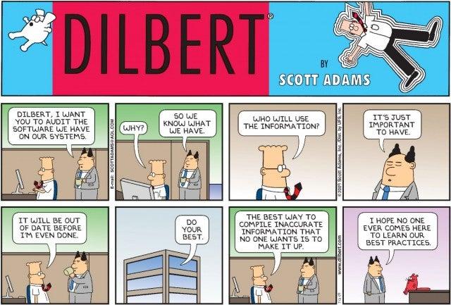Dilbert july-2009