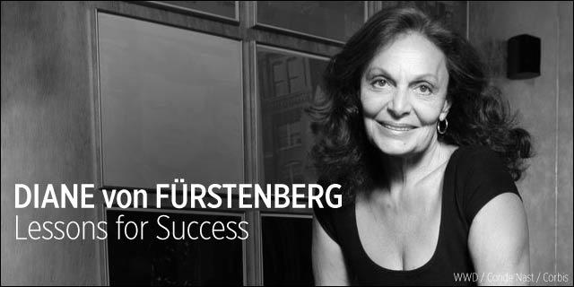 5 Entrepreneurial Lessons From Diane von Fürstenberg