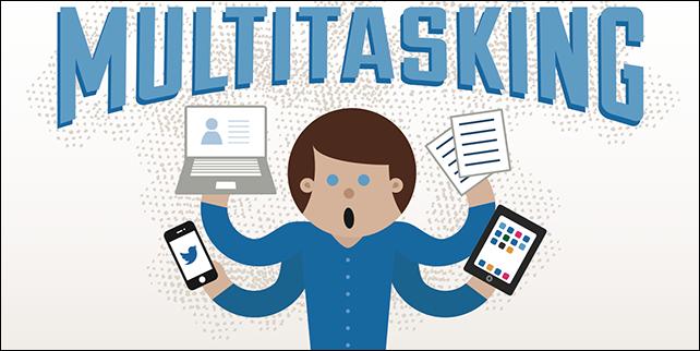 Image result for multitasking images